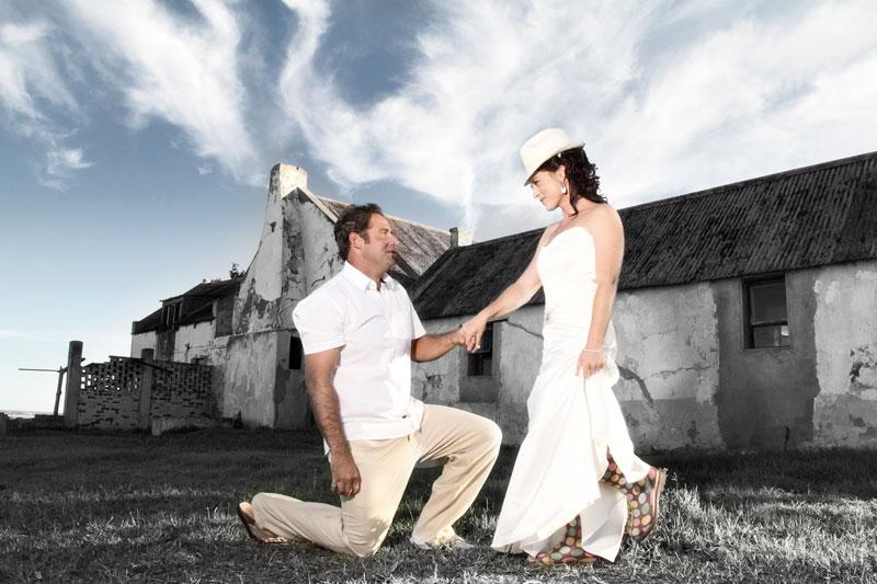 Wedding in Jeffreys Bay