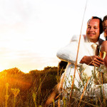 safari wedding in shamwari