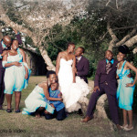 wedding photo Bongi & Luvo