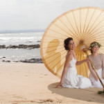Beach Wedding Photo Shoot by Henry Dillon Photo & Video