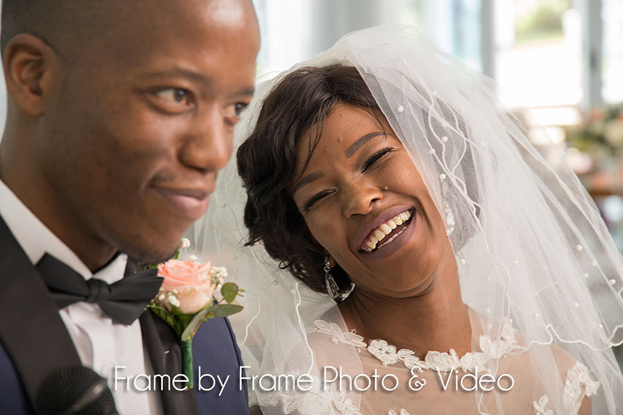 East London wedding photographer at Gonubie Manor