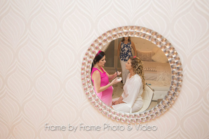 preperation wedding photography