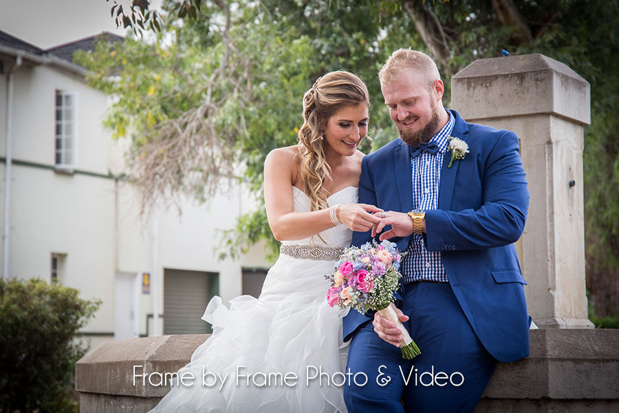 Port Elizabeth wedding Photographer